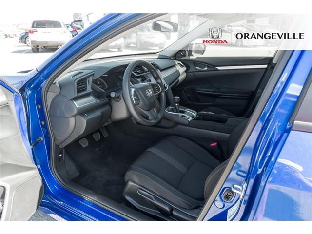 2018 Honda Civic LX (Stk: F19293A) in Orangeville - Image 10 of 19