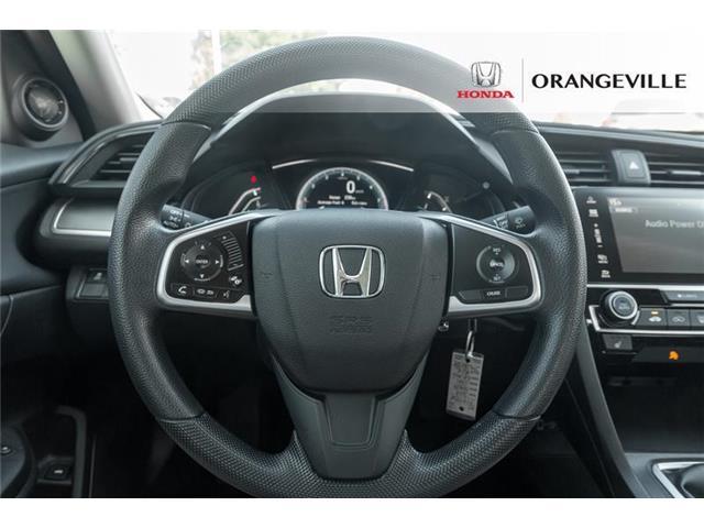 2018 Honda Civic LX (Stk: F19293A) in Orangeville - Image 11 of 19