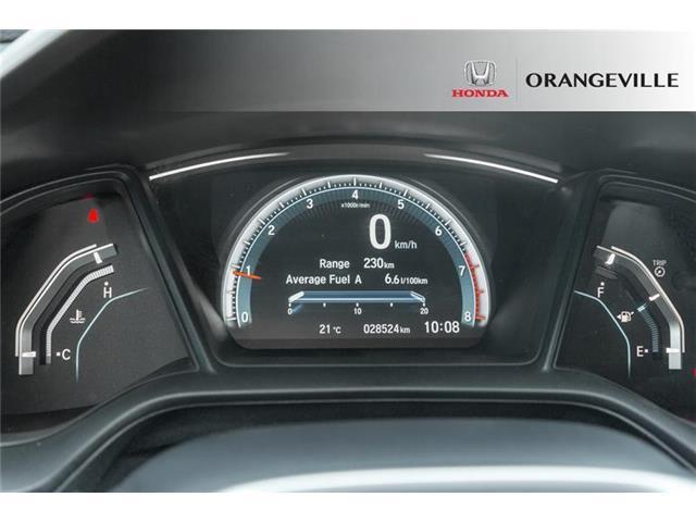 2018 Honda Civic LX (Stk: F19293A) in Orangeville - Image 12 of 19