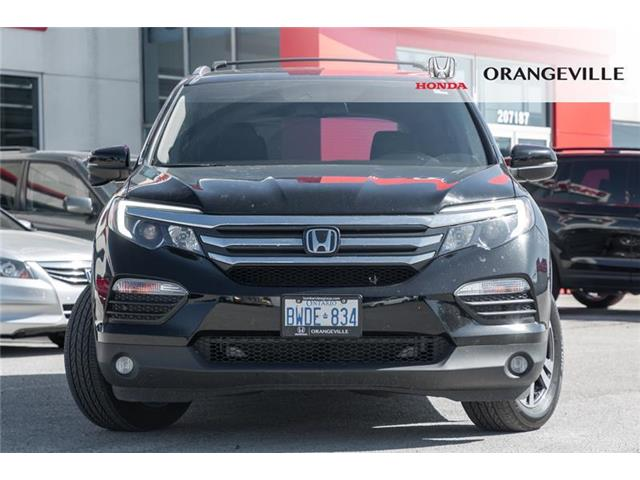 2017 Honda Pilot EX-L Navi (Stk: U3225) in Orangeville - Image 2 of 20