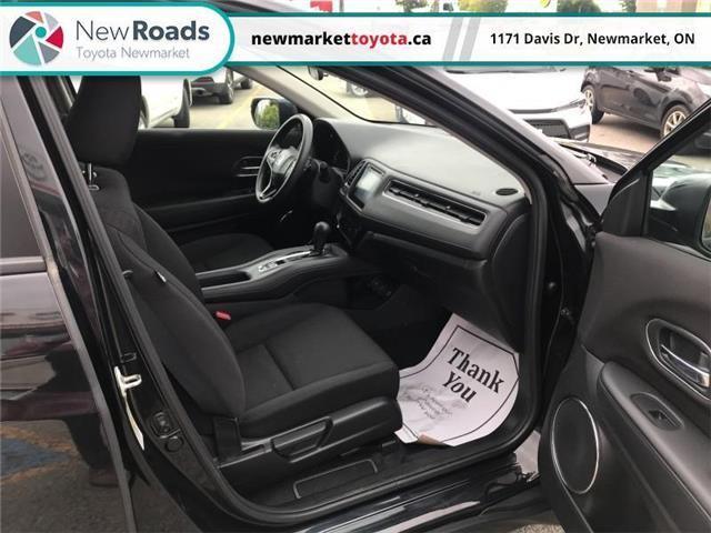 2016 Honda HR-V EX (Stk: 345481) in Newmarket - Image 17 of 27