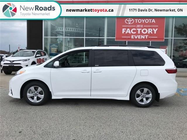 2020 Toyota Sienna LE 8-Passenger (Stk: 34586) in Newmarket - Image 2 of 18