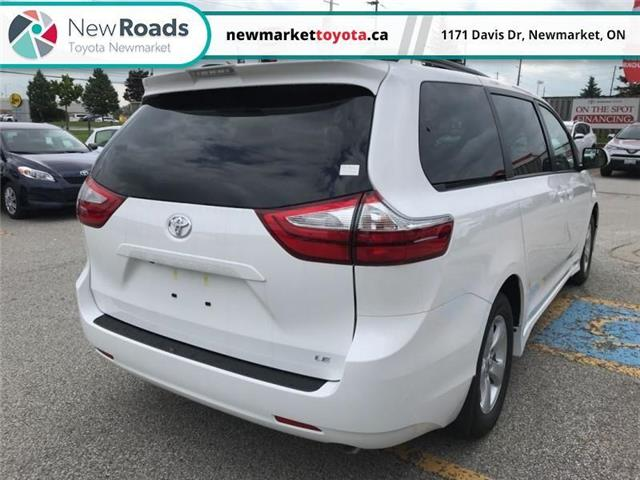 2020 Toyota Sienna LE 8-Passenger (Stk: 34586) in Newmarket - Image 5 of 18