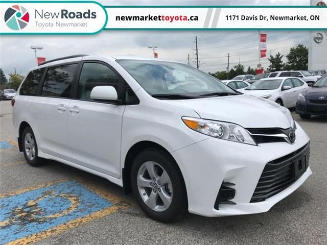 2020 Toyota Sienna LE 8-Passenger (Stk: 34586) in Newmarket - Image 7 of 18