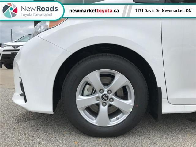 2020 Toyota Sienna LE 8-Passenger (Stk: 34586) in Newmarket - Image 9 of 18