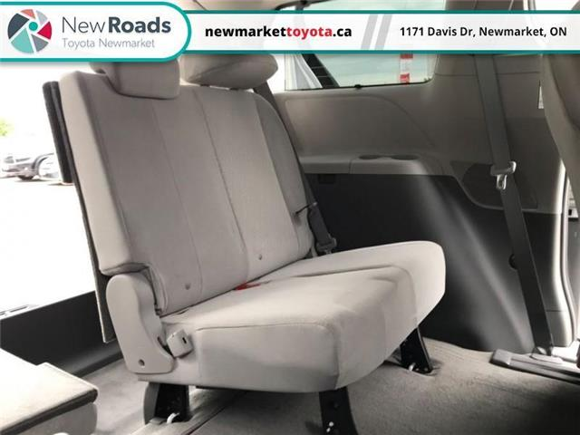 2020 Toyota Sienna LE 8-Passenger (Stk: 34586) in Newmarket - Image 17 of 18