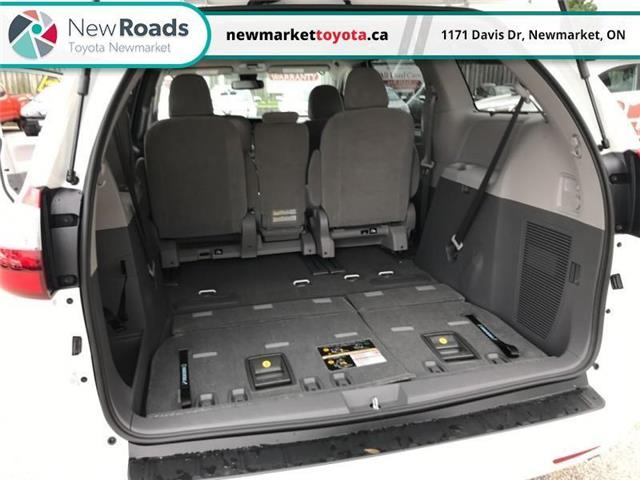 2020 Toyota Sienna LE 8-Passenger (Stk: 34586) in Newmarket - Image 18 of 18