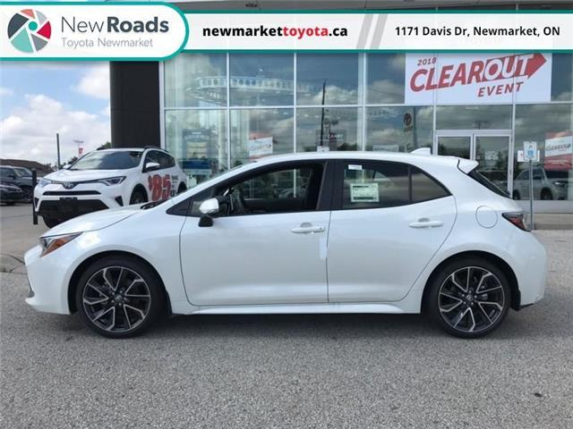 2019 Toyota Corolla Hatchback Base (Stk: 34583) in Newmarket - Image 2 of 18