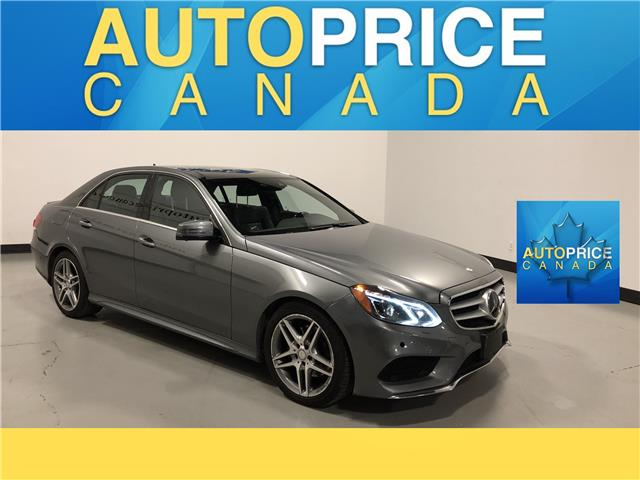 2016 Mercedes-Benz E-Class Base (Stk: W0552) in Mississauga - Image 1 of 28