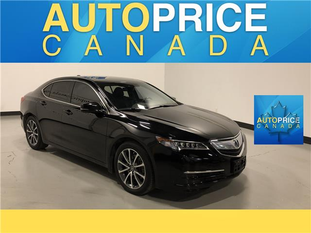 2015 Acura TLX Tech (Stk: F0554) in Mississauga - Image 1 of 27