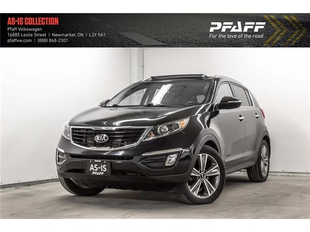 2014 Kia Sportage SX Luxury (Stk: V4147A) in Newmarket - Image 1 of 21