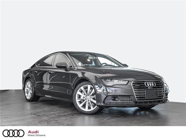 2016 Audi A7 3.0T Technik (Stk: 91711A) in Nepean - Image 1 of 19