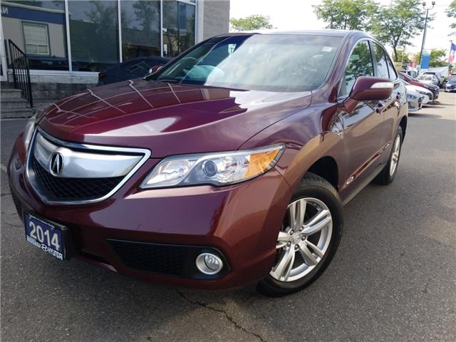 2014 Acura RDX Base (Stk: 40221A) in Mississauga - Image 1 of 20