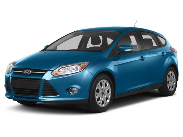 2013 Ford Focus Titanium (Stk: K-1562A) in Calgary - Image 1 of 8