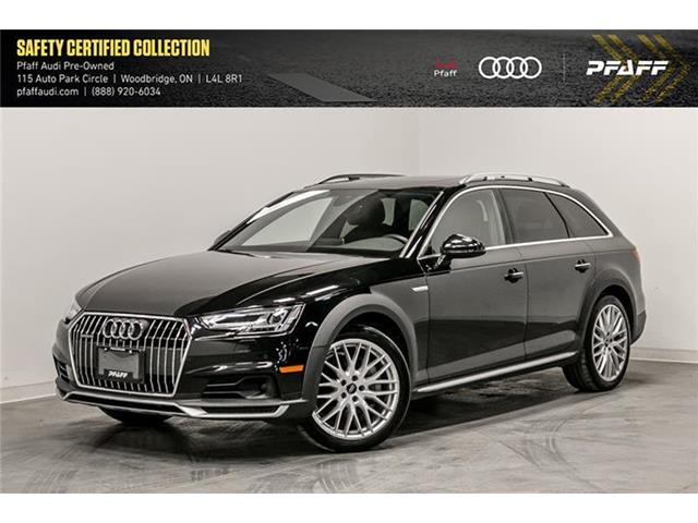 2018 Audi A4 allroad 2.0T Technik (Stk: C6844) in Woodbridge - Image 1 of 21
