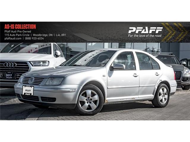 2004 Volkswagen Jetta GLS 1.8T (Stk: C6970A) in Woodbridge - Image 1 of 20