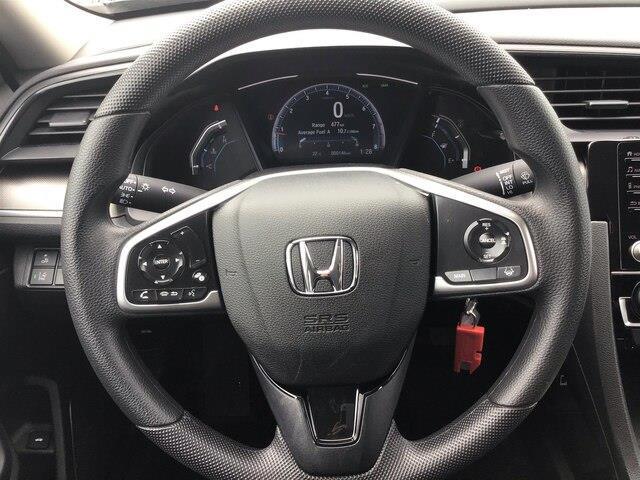 2019 Honda Civic LX (Stk: 191474) in Barrie - Image 9 of 19