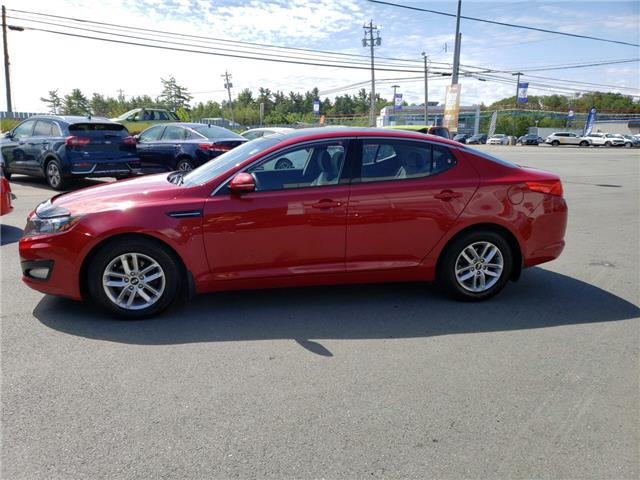 2013 Kia Optima LX+ (Stk: 17029A) in Hebbville - Image 2 of 25