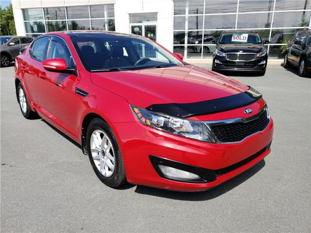 2013 Kia Optima LX+ (Stk: 17029A) in Hebbville - Image 1 of 25