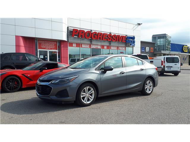 2019 Chevrolet Cruze LT (Stk: K7100695) in Sarnia - Image 1 of 9