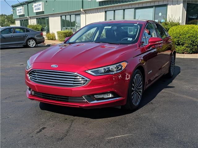2018 Ford Fusion Hybrid Titanium (Stk: 10482) in Lower Sackville - Image 1 of 18
