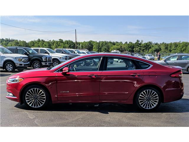2018 Ford Fusion Hybrid Titanium (Stk: 10482) in Lower Sackville - Image 2 of 18