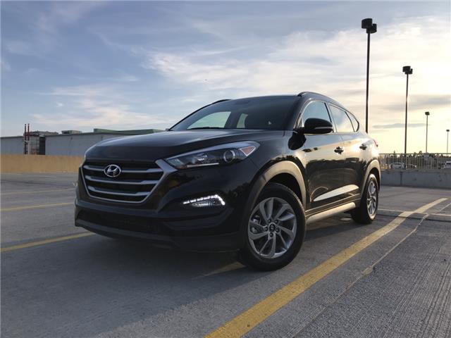2018 Hyundai Tucson SE 2.0L (Stk: P0356) in Calgary - Image 1 of 25