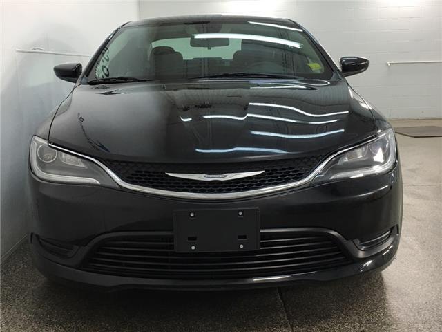 2015 Chrysler 200 LX (Stk: 35281W) in Belleville - Image 4 of 26