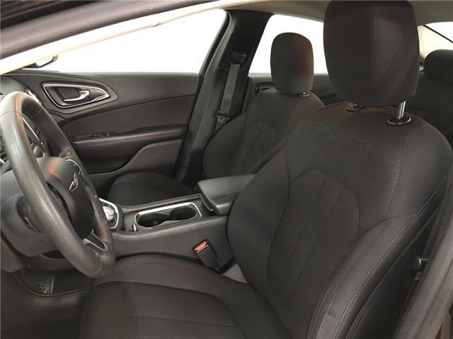 2015 Chrysler 200 LX (Stk: 35281W) in Belleville - Image 9 of 26