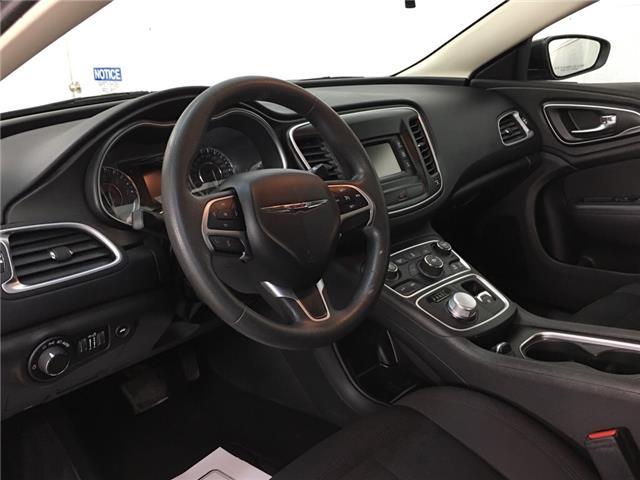 2015 Chrysler 200 LX (Stk: 35281W) in Belleville - Image 15 of 26