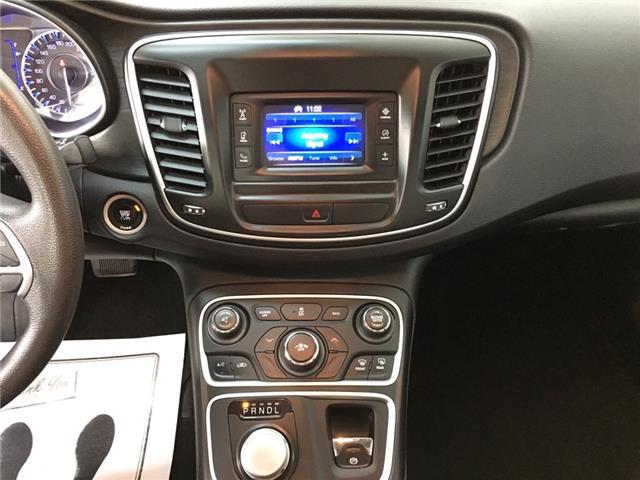 2015 Chrysler 200 LX (Stk: 35281W) in Belleville - Image 6 of 26
