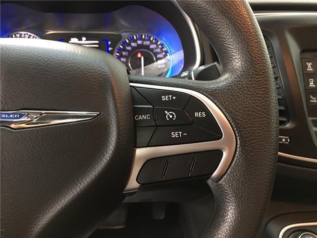 2015 Chrysler 200 LX (Stk: 35281W) in Belleville - Image 13 of 26
