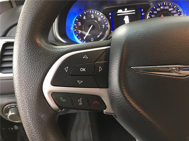 2015 Chrysler 200 LX (Stk: 35281W) in Belleville - Image 12 of 26