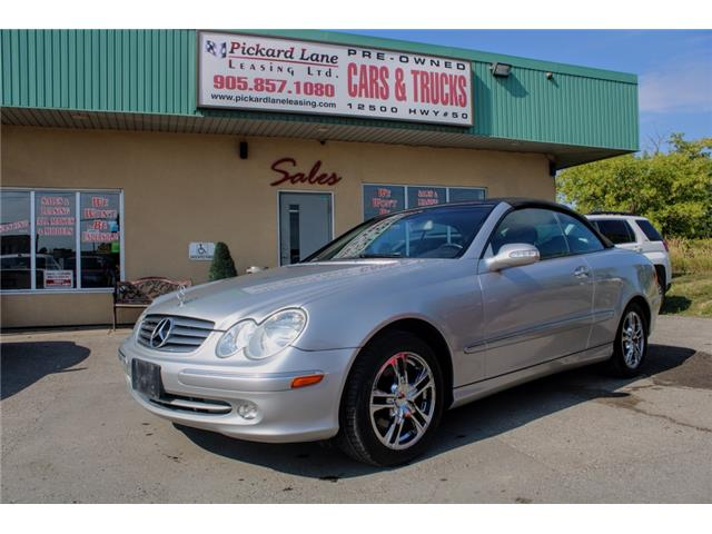 2004 Mercedes-Benz CLK-Class Base (Stk: ) in Bolton - Image 1 of 23