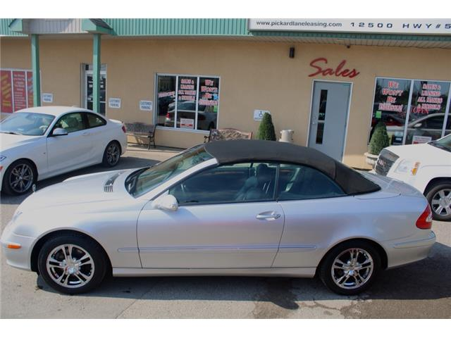 2004 Mercedes-Benz CLK-Class Base (Stk: ) in Bolton - Image 2 of 23