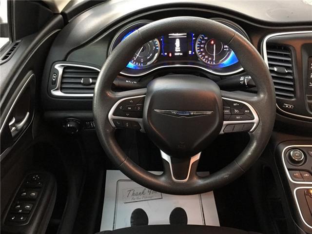 2015 Chrysler 200 LX (Stk: 35281W) in Belleville - Image 14 of 26