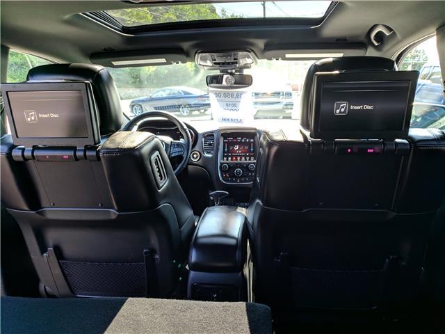 2018 Dodge Durango GT (Stk: 10486) in Lower Sackville - Image 20 of 25