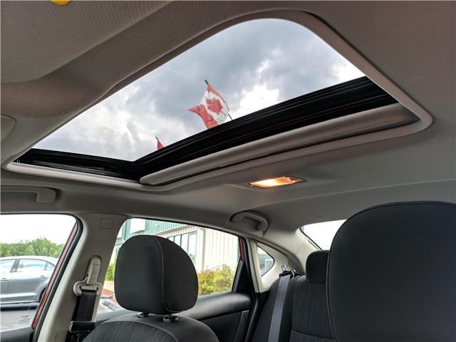 2019 Nissan Sentra 1.8 SV (Stk: 10496) in Lower Sackville - Image 11 of 15