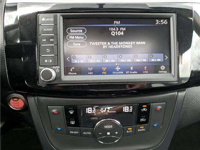 2019 Nissan Sentra 1.8 SV (Stk: 10496) in Lower Sackville - Image 14 of 15