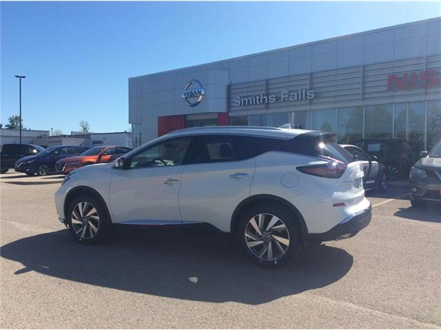 2019 Nissan Murano SL (Stk: 19-319) in Smiths Falls - Image 4 of 13