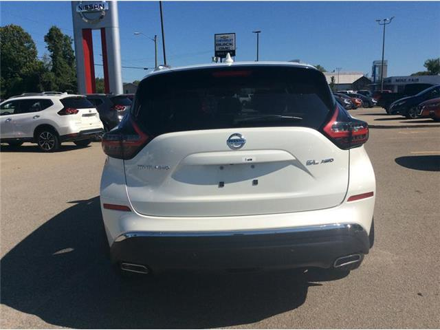 2019 Nissan Murano SL (Stk: 19-319) in Smiths Falls - Image 5 of 13