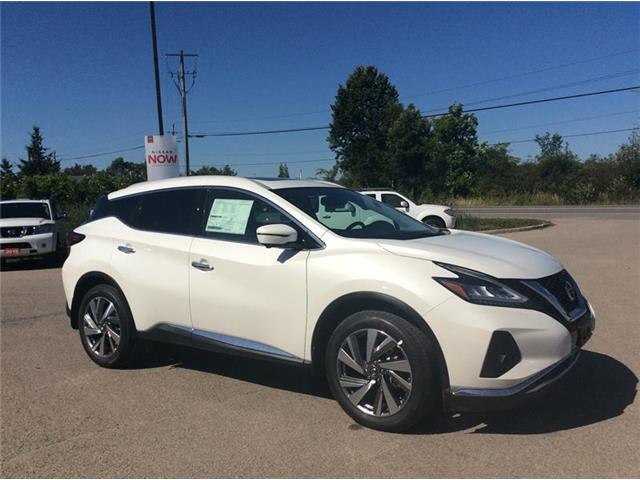 2019 Nissan Murano SL (Stk: 19-319) in Smiths Falls - Image 8 of 13
