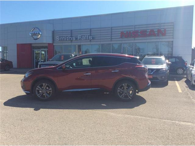 2019 Nissan Murano Platinum (Stk: 19-321) in Smiths Falls - Image 1 of 13