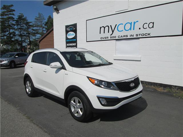 2015 Kia Sportage LX (Stk: 191231) in Kingston - Image 1 of 18