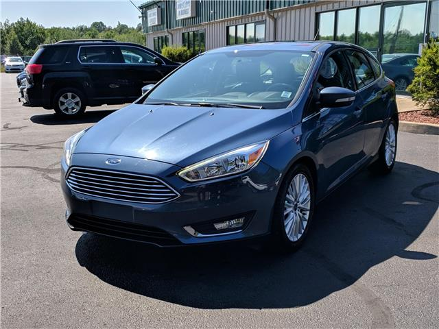 2018 Ford Focus Titanium 1FADP3N20JL296328 10501 in Lower Sackville