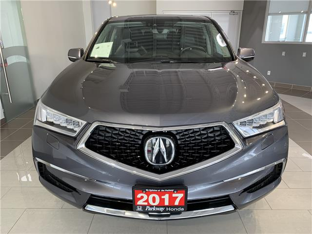 2017 Acura MDX Navigation Package (Stk: 16352A) in North York - Image 2 of 35