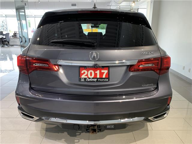 2017 Acura MDX Navigation Package (Stk: 16352A) in North York - Image 8 of 35