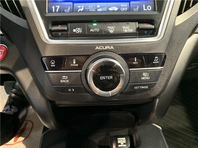 2017 Acura MDX Navigation Package (Stk: 16352A) in North York - Image 31 of 35