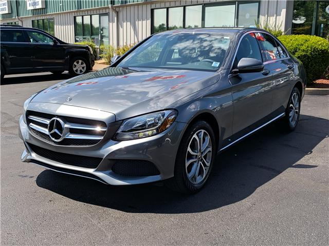 2018 Mercedes-Benz C-Class Base (Stk: 10495) in Lower Sackville - Image 1 of 19