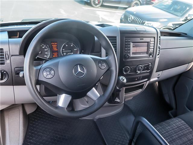2017 Mercedes Benz 2500 Standard Roof V6 >> 2017 Mercedes Benz Sprinter 2500 Standard Roof V6 At 46099